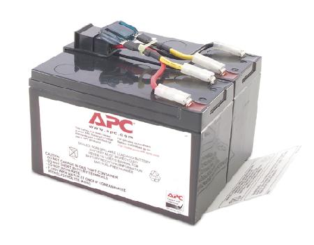 APC Replacement Battery Cartridge #48 - Zubehör USV Batterie