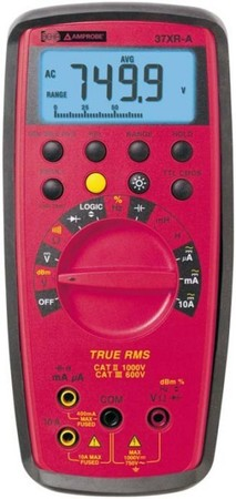 Fluke Digitalmultimeter rt Amprobe 37XR-A-D