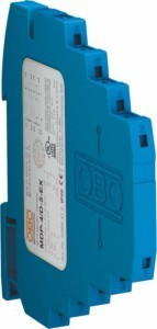 OBO Bettermann Vertr Blitzbarriere blau MDP-4 D-5-EX