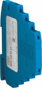 OBO Bettermann Vertr Blitzbarriere blau MDP-4 D-24-EX