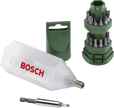 Bosch Power Tools Schraubendreher-Set 25-tlg. 2 607 019 503