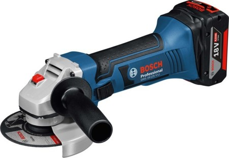 Bosch Power Tools Akkuwinkelschleifer 125V 060193A307