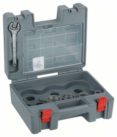 Bosch Power Tools Diamanttrockenbohrer Set 4tlg. 2 608 587 137