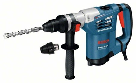 Bosch Power Tools Bohrhammer Gr.2 GBH4-32DFR Set L-Box