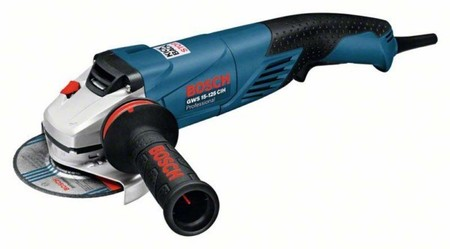 Bosch Power Tools Winkelschleifer GWS 15-125 CIH