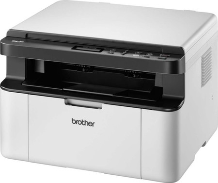 Brother Multifunktionsgerät 3in1, Laser sw DCP-1610W