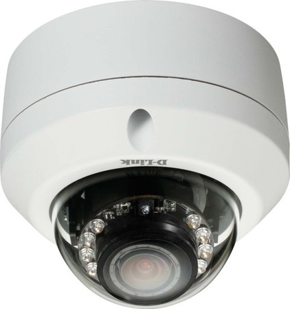 DLink Deutschland Dome HD Camera Outdoor Color Night Vision DCS-
