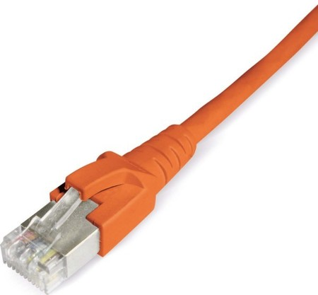 Dätwyler Cabl.DNT Patchkabel Cat.6A orange 3,0m 653762