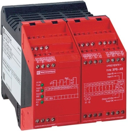 Schneider Electric Not-Aus Relais XPSAR311144