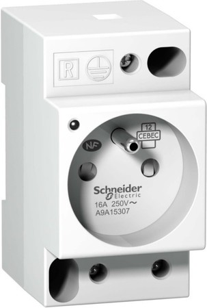 Schneider Electric Steckdose 16A mit Led A9A15307