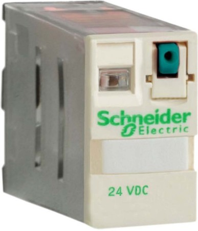 Schneider Electric Leistungsrelais 24VDC 15A 1W Led RPM12BD