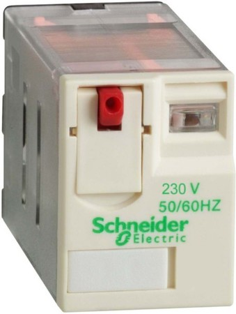 Schneider Electric Leistungsrelais 230VAC 15A 2W Led RPM22P7
