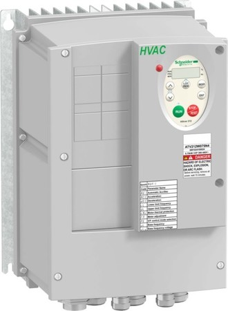 Schneider Electric Frequenzumrichter 3KW 480V 3PH,IP54 ATV212WU3