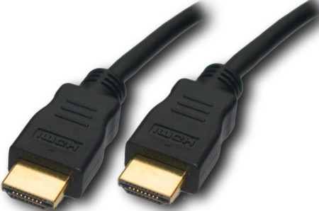 E+P Elektrik High-Speed-HDMI-Kabel 1,5m H1