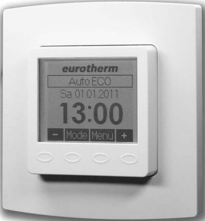 Eurotherm Raumtemperaturregler UP digital 10A RT-et20