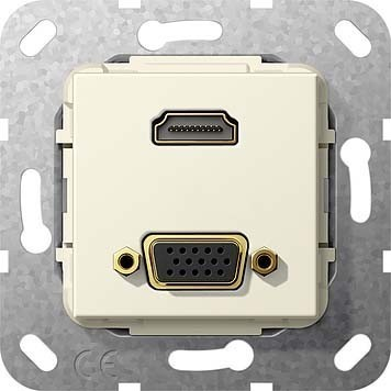 Gira HDMI VGA Gender Changer cws 567601