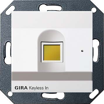 Gira Fingerprint rws-matt Keyless In 260727