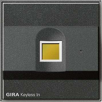 Gira Fingerprint anth Keyless In 260767