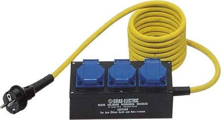 Gifas Electric Vollgummi-Verteiler 1803-1110