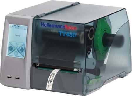 HellermannTyton Thermotransferdrucker TT430 300 DPI