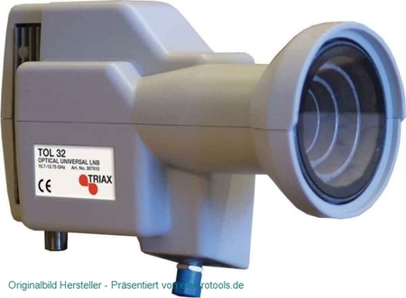 Triax Optisches LNB TOL64 TOL 64