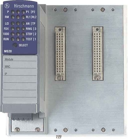 Hirschmann INET Ind.Ethernet Switch MS20-0800SAAE