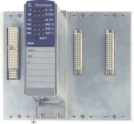 Hirschmann INET Ind.Ethernet Switch MS30-0802SAAE