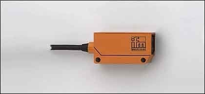 Ifm Electronic Lichttaster DC,TW=1-200mm OU5011