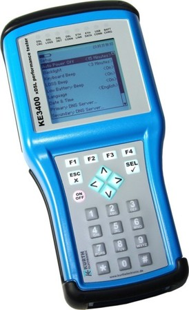 Kurth Electronic xDSL Performance Tester KE3400B