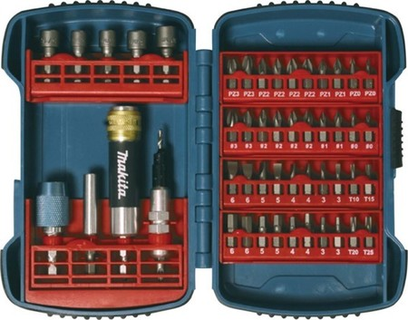 Makita Bit-Set P-52043