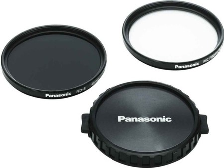 Panasonic Deutsch.BW Filterset Grau+MC Filter 46mm VW-LF46NE-K
