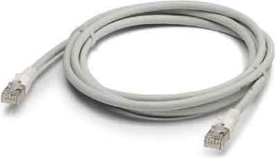 Phoenix Contact Patchkabel, CAT6, vorkonfe ktioniert, 5,0 m FL C