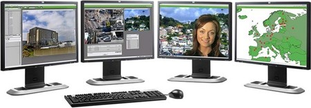 Videosystems VMS Serversystemlizenz 20 Server 20 User CMSBASE