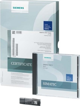 Siemens Indus.Sector Software Simatic Step 7 V13 6ES7822-0AA03-0