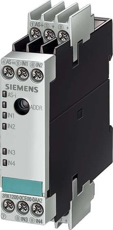Siemens Indus.Sector AS-Interface Kompaktmodul 3RK2200-0CQ22-0AA