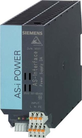 Siemens Indus.Sector AS-Interface Netzteil IP20 3RX9501-0BA00