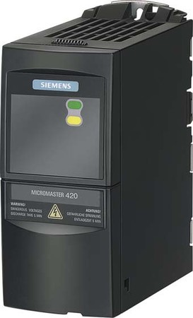 Siemens Indus.Sector Micromaster 420 0,55KW M.Kl.A Filter 6SE642