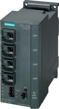 Siemens Indus.Sector Switch Industrial EtherNet 6GK5204-0BA00-2B