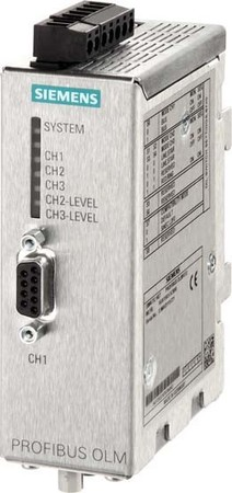 Siemens Indus.Sector Optical Link Modul 4xBFOC, 1xRS485 6GK1503-