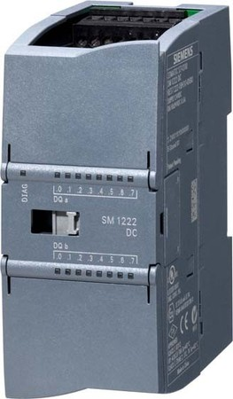 Siemens Indus.Sector Digitalausgabe 16DO,24VDC 6ES7222-1BH32-0XB