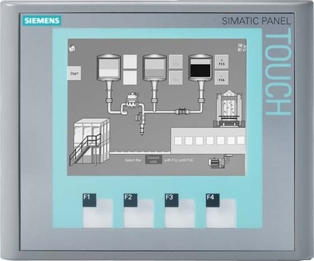 Siemens Indus.Sector Touch Screen 3,8 LCD Display 6AV6647-0AA11-