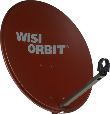 Wisi Offset-Antenne 60cm, rotbraun OA36I