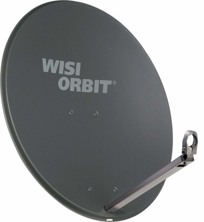 Wisi Offset-Antenne 80cm, anthrazit OA38H