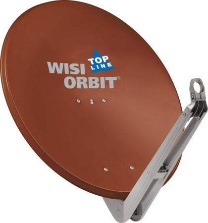 Wisi Offset-Antenne 85cm, rotbraun OA85I