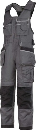Hultafors (Snickers) DuraTwill Kombihose anthrazit, Gr.52 021274