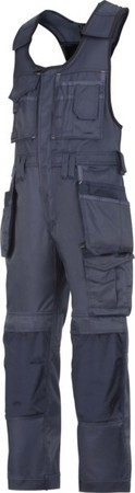 Hultafors (Snickers) DuraTwill Kombihose navy, Gr.48 02129595048