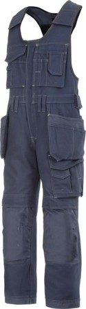 Hultafors (Snickers) Canvas+ Kombihose navy, Gr.260 02149595260