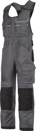 Hultafors (Snickers) DuraTwill Kombihose Gr.48, anthrazit 031274