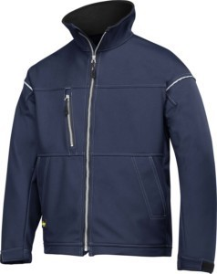 Hultafors (Snickers) Soft Shell Jacke Gr. XL, navy 12119500007