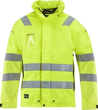 Hultafors (Snickers) High Vis GORE-TEX Jacke Kl.3, Gr.XL 1683660